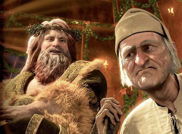 Le drôle de Noël de Scrooge (Robert Zemeckis)
