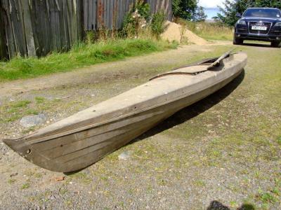 Macgregor canoe