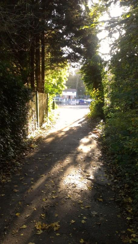 Lock keeper's cottage Allington