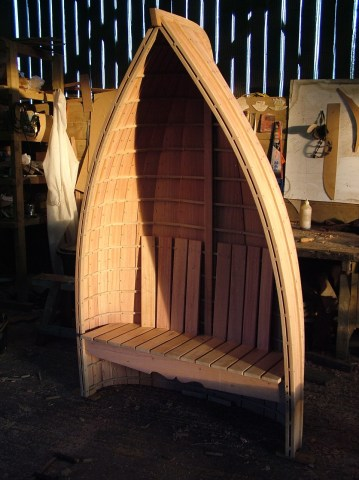 Stirling & Son dinghy seat
