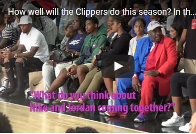 How well will the Clippers do this season? In the Front Row talks to Clipper Darrell