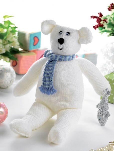 Teddy Bear Knitting Patterns In the Loop Knitting