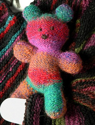 Free Teddy Knitting Pattern : Teddy Bear Knitting Patterns In the Loop Knitting