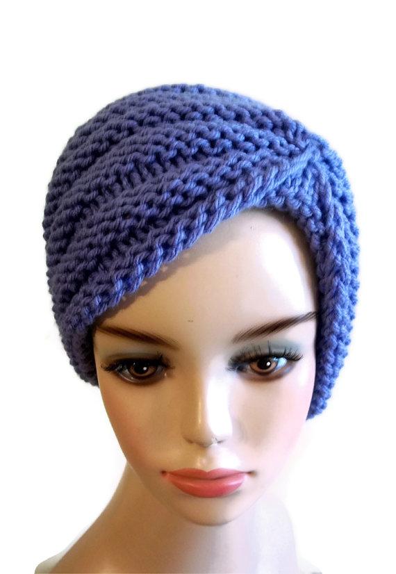 Turban Hat Knitting Patterns In the Loop Knitting