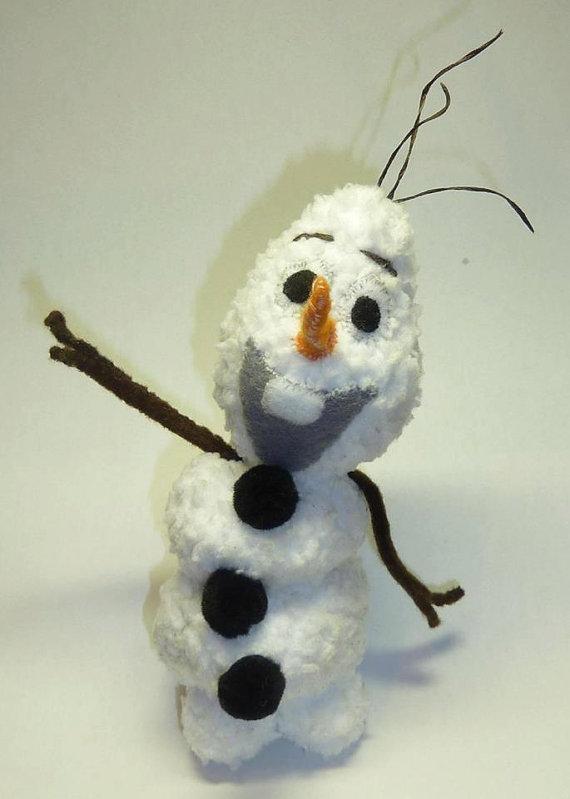 Knitting Pattern For Olaf From Frozen : Frozen Knitting Patterns In the Loop Knitting