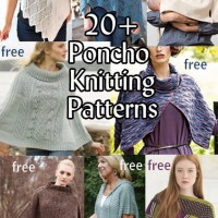 Poncho Knitting Patterns