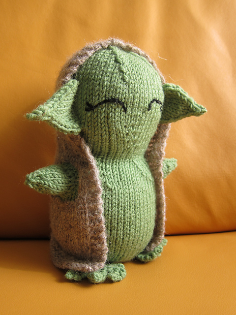 Star Wars Knitting Pattern : Star Wars Knitting Patterns In the Loop Knitting