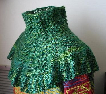 Patterns For Knitted Dog Coats : Steampunk and Victorian Knitting Patterns In the Loop Knitting