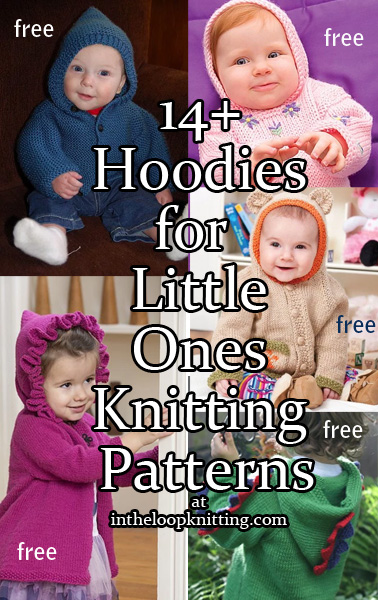 Baby and Children In the Loop Knitting