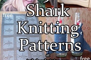 Shark Knitting Patterns