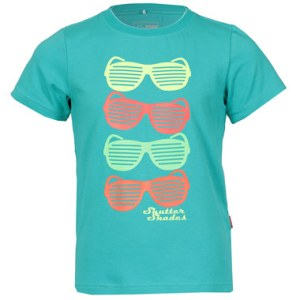 boys bright sunglasses tshirt