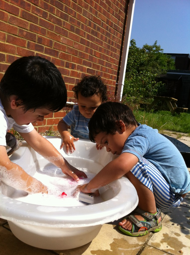water play ideas for fun in the garden this summer