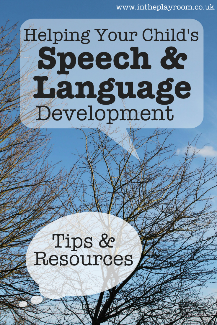 Tips for Talking - Helping your child's speech and language development