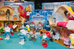 New smurfs toys range from Jakks Pacific