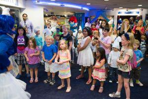 children smurf activities