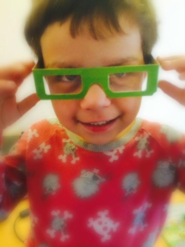 leapfrog leapreader 3d glasses