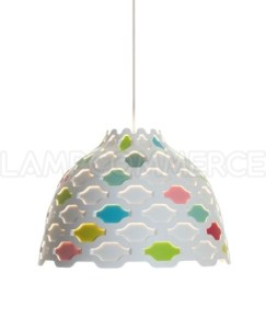 multicolour lamp