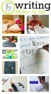 15 writing literacy activities for kids