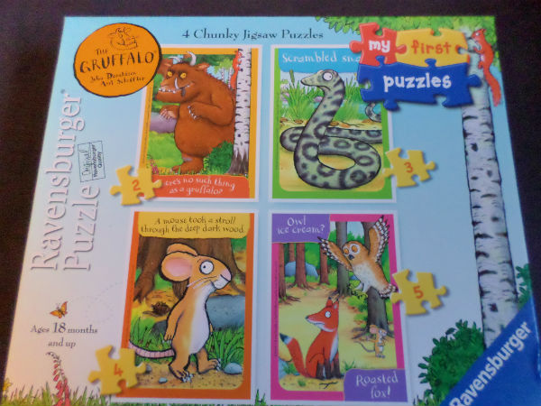 Ravensburger Gruffalo My First Puzzles