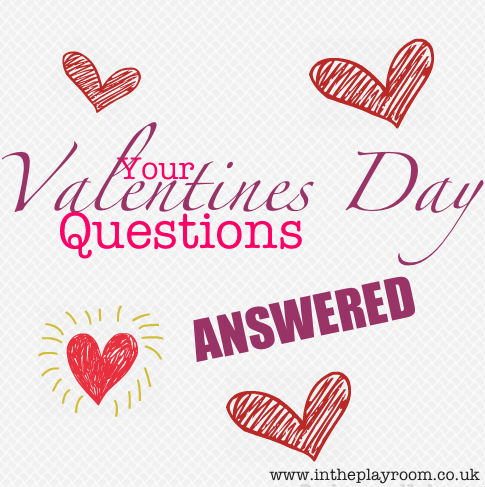 valentines day questions