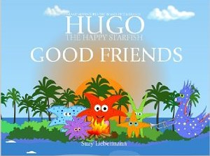 hugo the star fish good friends e-book on the kindle app