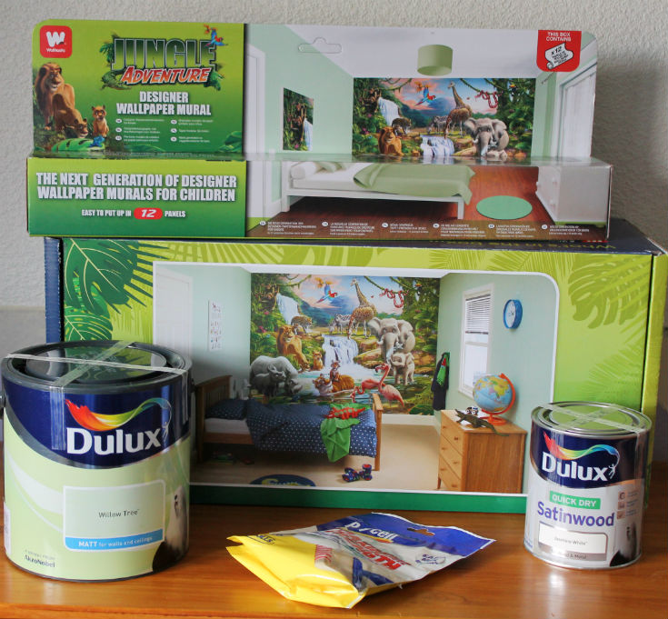 dulux bedroom in a box kit