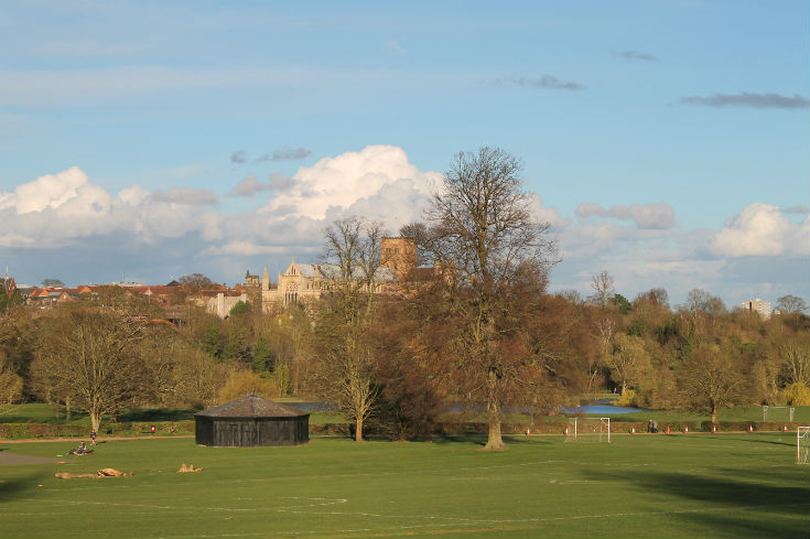 Verulamium view of st albans