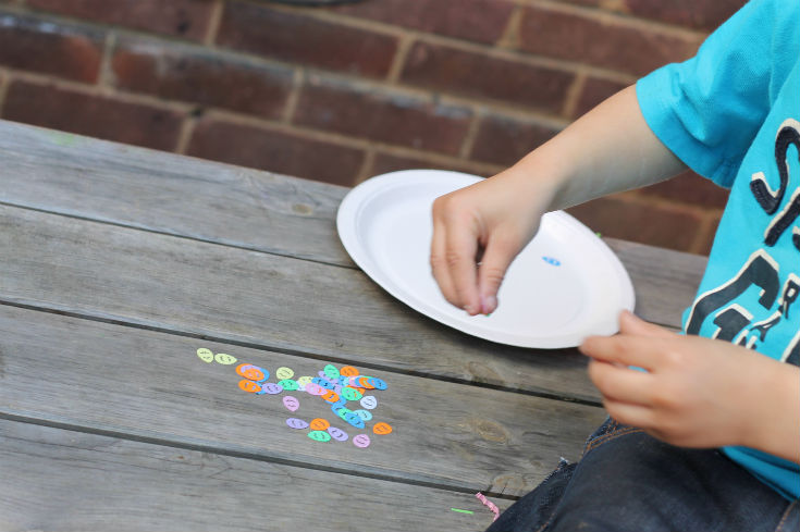 fine motor easter activity
