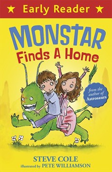Orion Early Reader book - Monstar finds a home