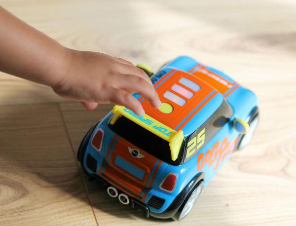 go mini power boost car