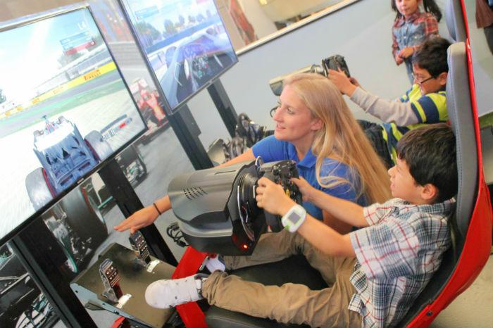 sky studios summer of sport f1 racing