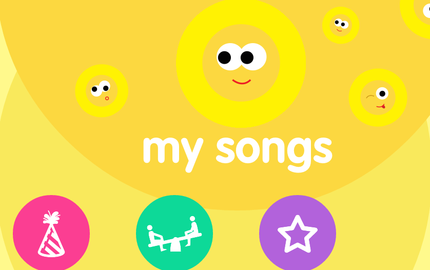 my songs app in spotify