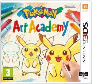 pokemon art academy on nintendo ds