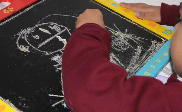 chalk skylanders picture