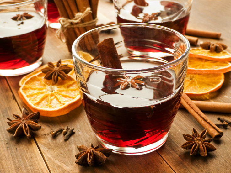 Cherry Good Mulled mocktail recipe