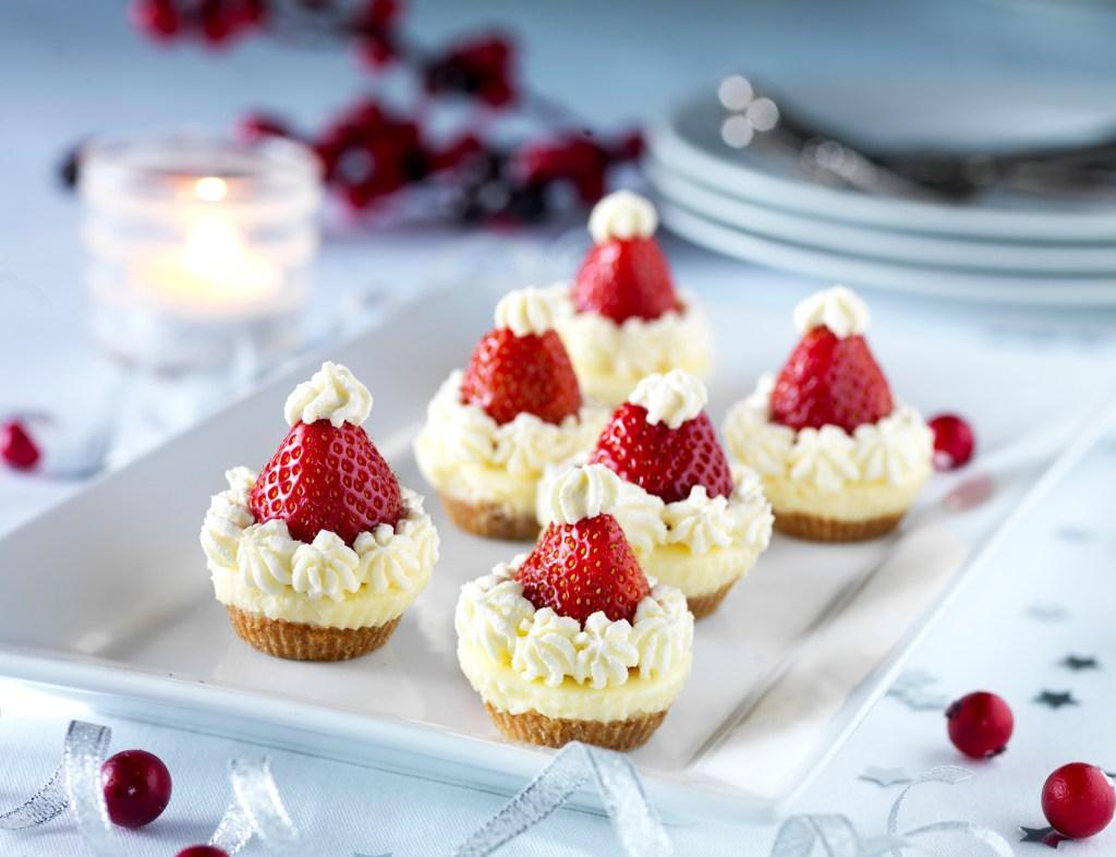 Santas Cheese Cakes Recipe
