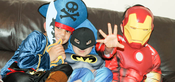 world book day costumes from George at Asda