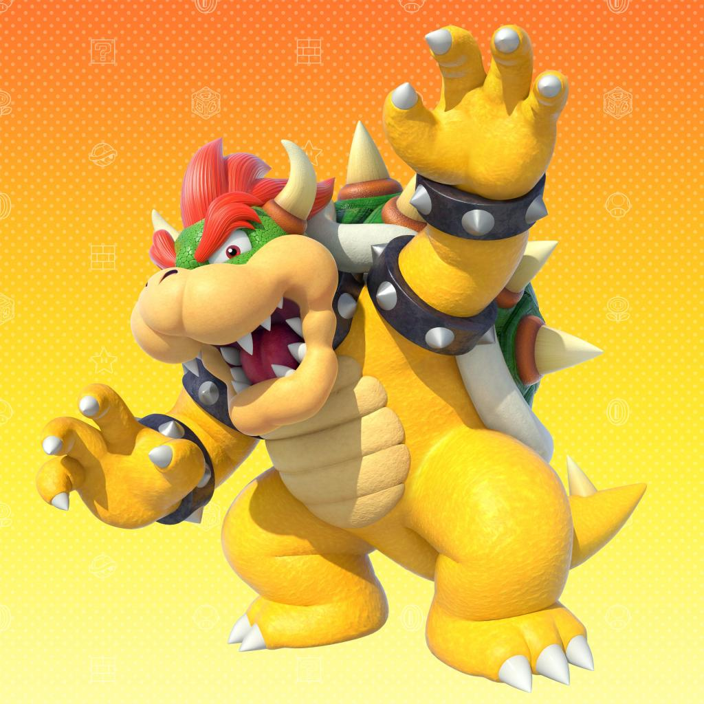 bowser in mario party 10