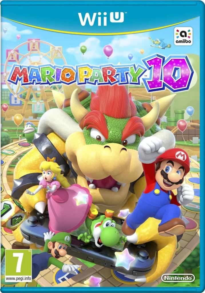 mario party 10 all dice blockscape crafting
