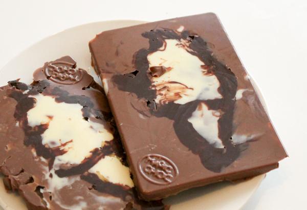 ice cream design chocolate bars