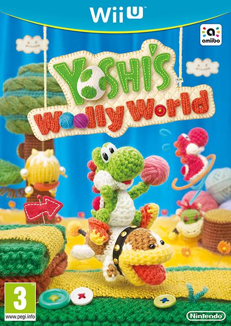 Yoshi's Woolly World Wii U game