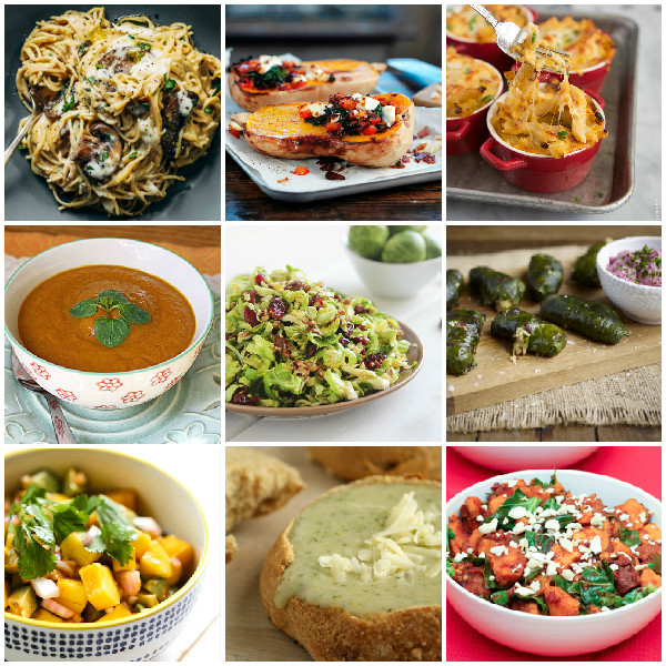 flavourful and colourful vegetarian recipes
