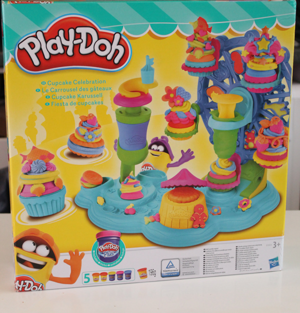 Play-Doh Cupcake Celebration Play set