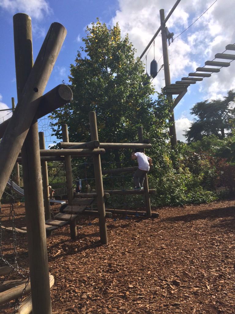 bristol zoo playground