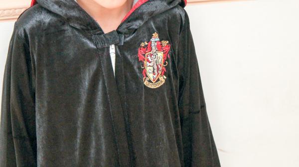 harry potter gryffindor robes