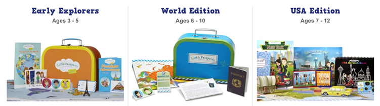 little passports subscription boxes