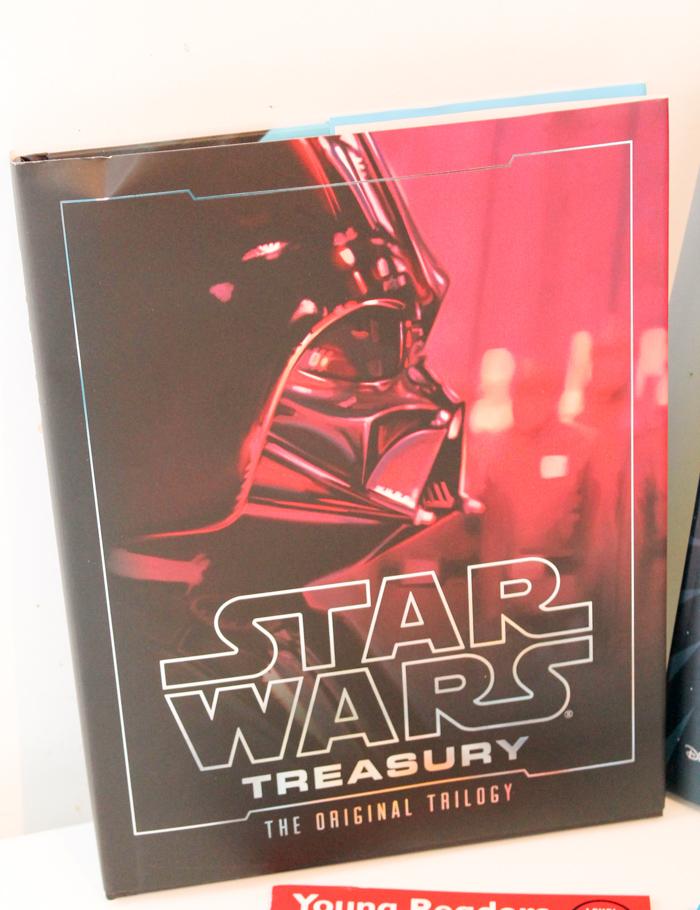 Star Wars treasury