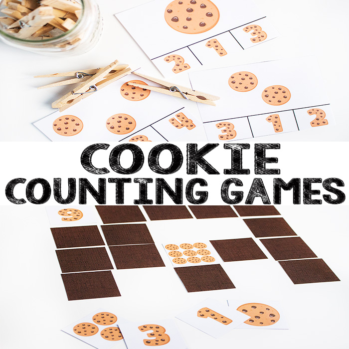 cookie counting games