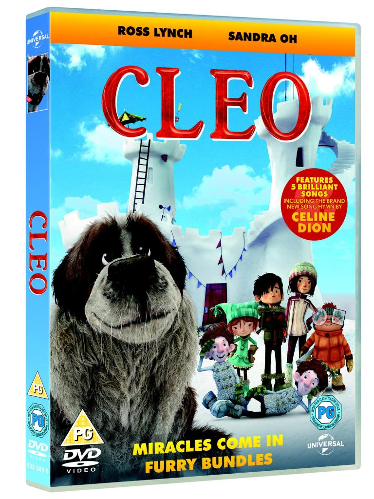 Cleo DVD cover