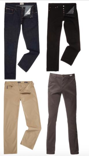 HOF-Trousers